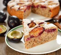 Bezglutenowe ciasto ze śliwkami: łatwy przepis na pyszne ciasto