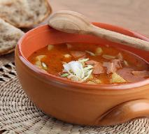 Fałszywa zupa gulaszowa
