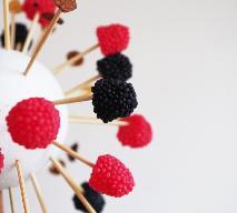 Bukiet z cukierków - jak zrobić krok po kroku?