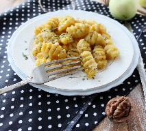 Dyniowe gnocchi z masłem i bazyliowymi chipsami + WIDEO