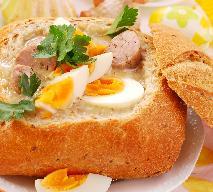 Jak przygotować chleb do żurku? Jak wydrążyć i co zrobić, żeby chleb nie rozmiękł?
