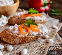 Pasta z fasoli - przepis na zdrowe i smaczne smarowidło do pieczywa