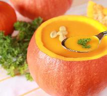 Zupa z dyni dla małych dzieci