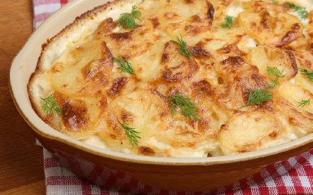 Suflet z kapusty i ziemniaków