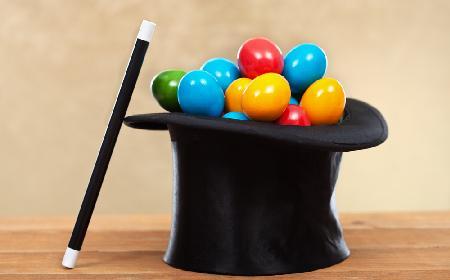 Wielkanocne jaja: magiczne żółte jajko bez białka [INSTRUKCJA WIDEO]