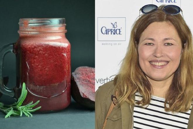 Beata Sadowska poleca koktajl mocy: przepis na zdrowy kwas buraczany