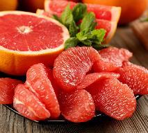 Gejpfrut - kalorie, witaminy, właściwości