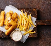 Pieczone domowe paluszki rybne: przepis na rybę z pieca