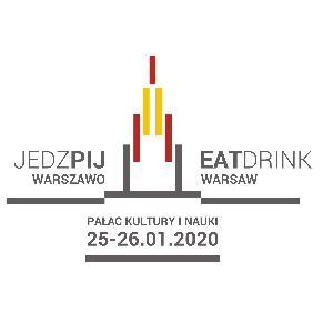 Jedz Pij Warszawo [25 i 26 stycznia 2020] - kup bilet na największe wydarzenie kulinarne roku