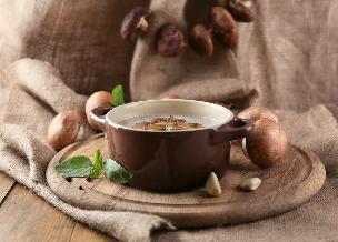 Zupa grzybowa z menu beszamel.pl DIETETYCZNIE