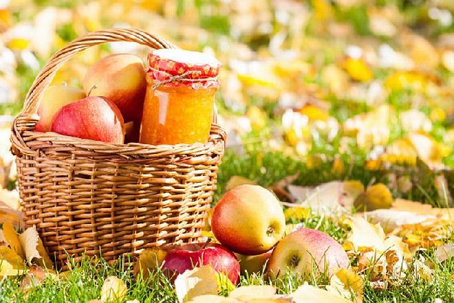 Klasyczny dżem jabłkowy - przepis na przetwory z jabłek