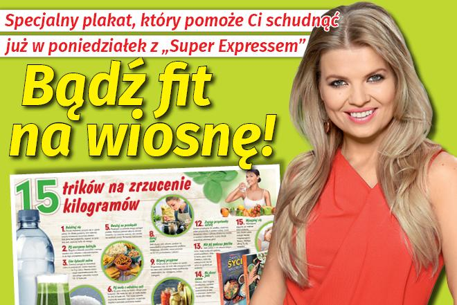 Bądź fit na wiosnę z Super Expressem