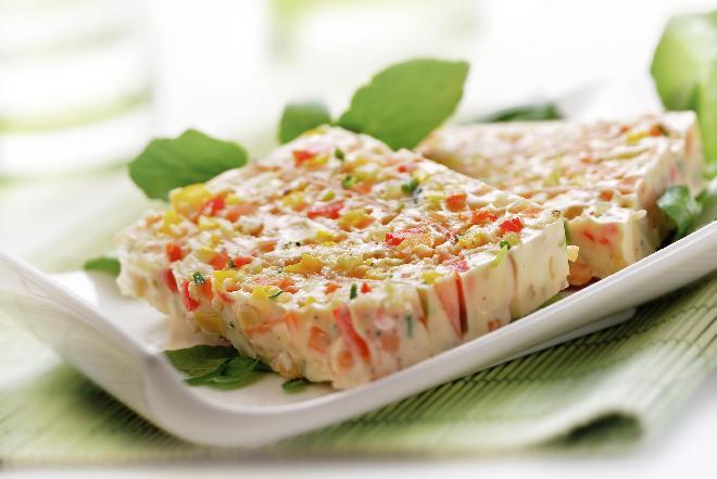 Pasztet wegetariański z szałwią - sprawdzony przepis